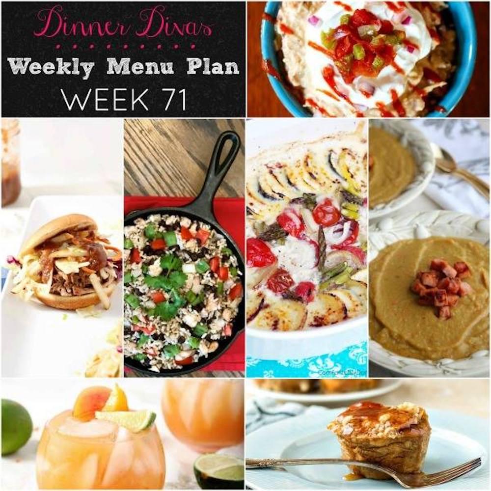 Dinner Divas Week 71
