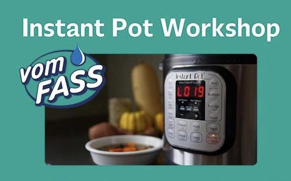 Gluten Free Instant Pot Cookbook