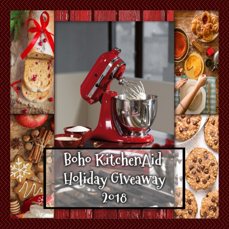 KitchenAid Holiday Giveaway