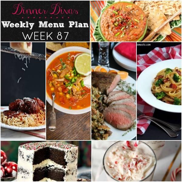 Dinner Divas Week 87