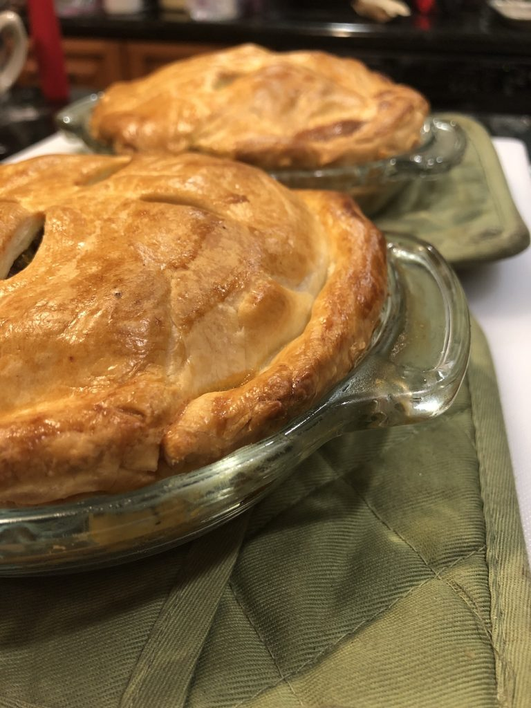 Homemade Pot Pies