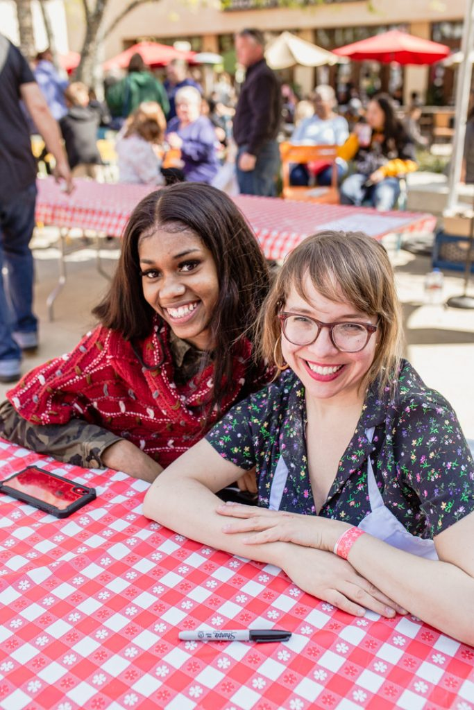 Claremont Pie Festival 2019