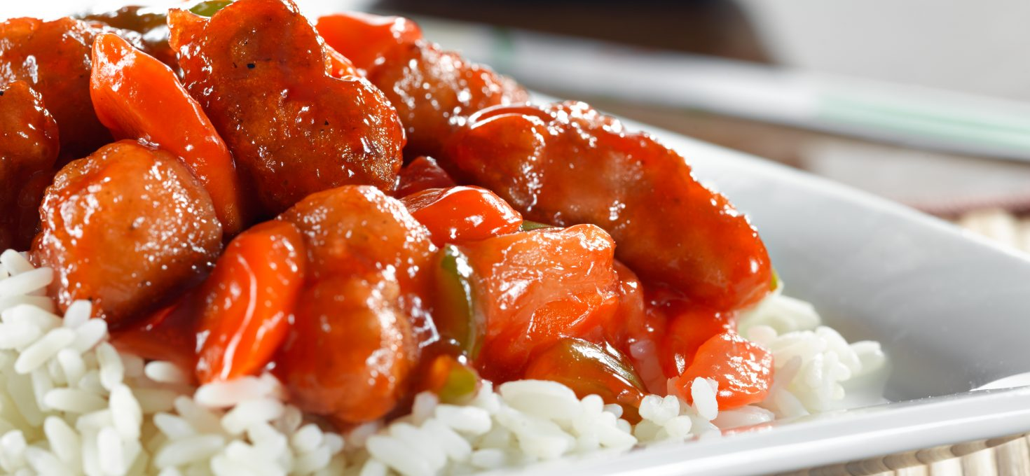 Instant Pot Sweet & Sour Pork