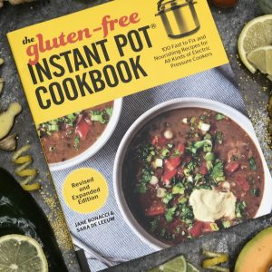 Melissa's Produce Media Event Gluten Free Instant Pot Cookbook