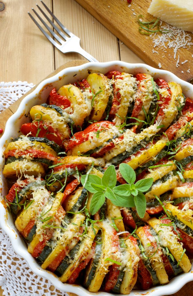 Ratatouille Instant Pot