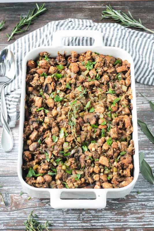 Fabulous 15: Stuffing Recipes