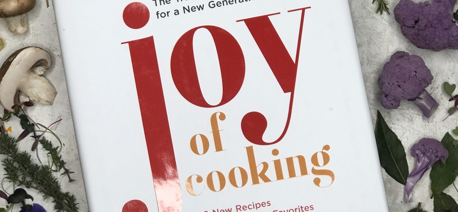 The Joy of Cooking!