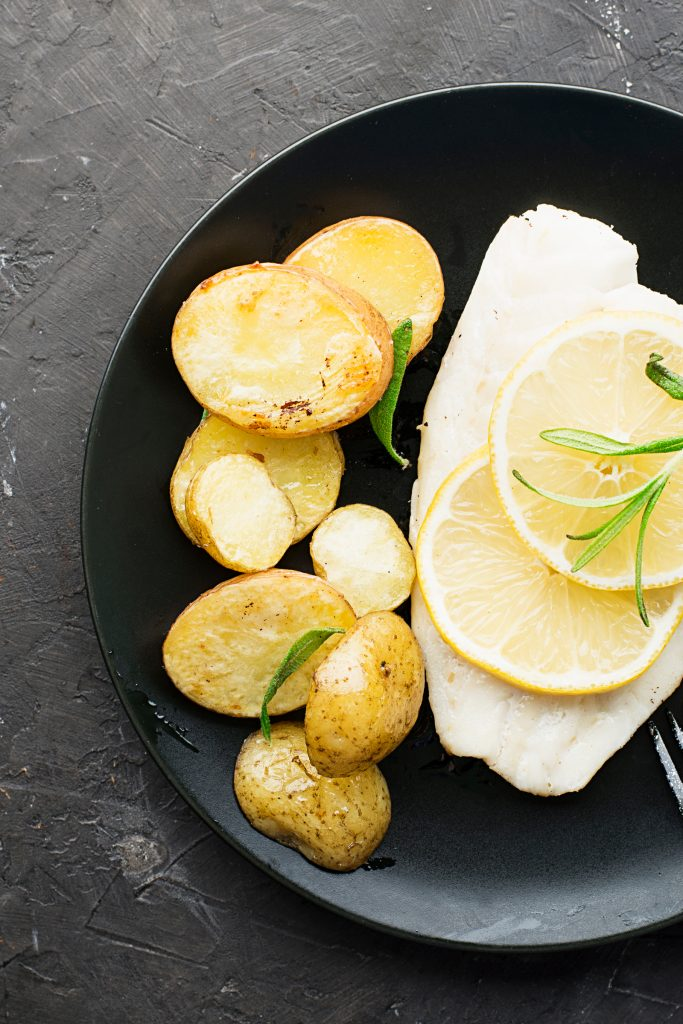 Simple Baked Cod