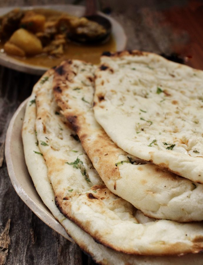 Yogurt Flatbread