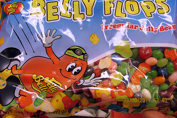Belly Flops!