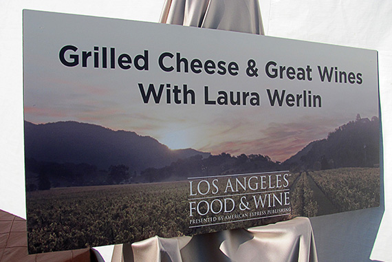 Grilled Cheese at LAFW!