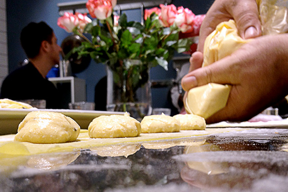 Date Night with Cucina Cocina! We're makin' Pasta!