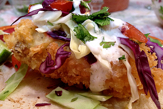 Fabulous Fish Tacos!