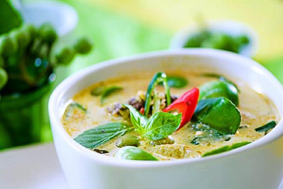 Top 5 Essential Thai!