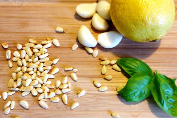 Presto! A Pesto Recipe!