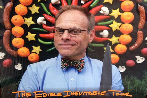 Alton Brown – The Edible Inevitable Tour