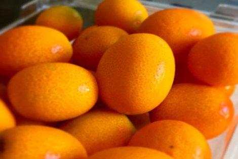 Kumquat Cinnamon Ginger Jam