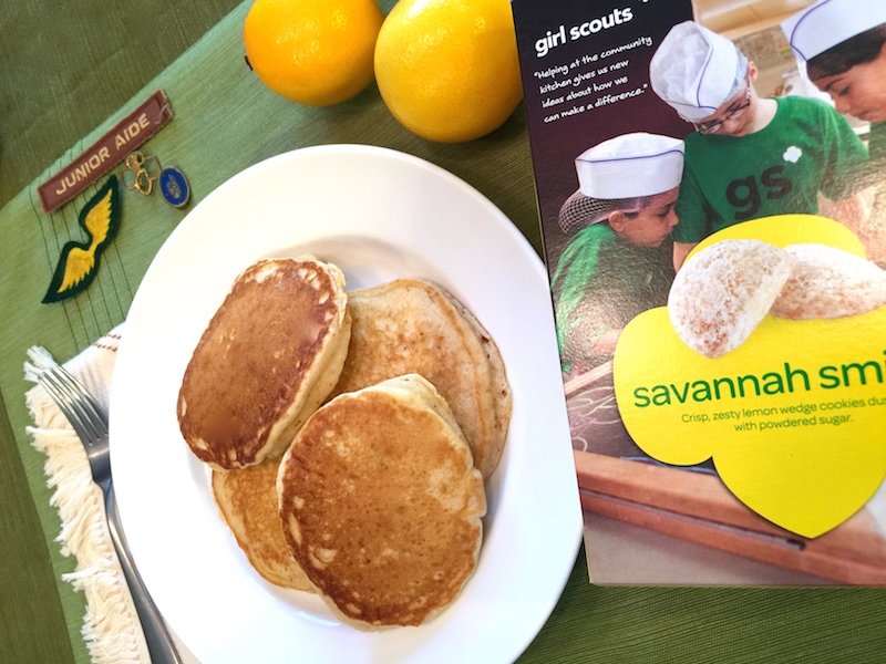 Savannah Smiles Pancakes