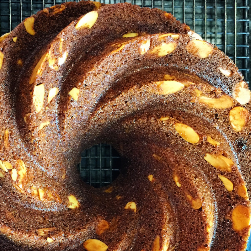 Beehive Honey Cake