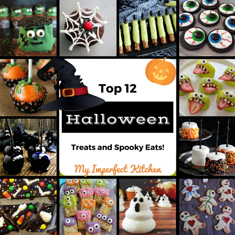 Top 12 Halloween Treats