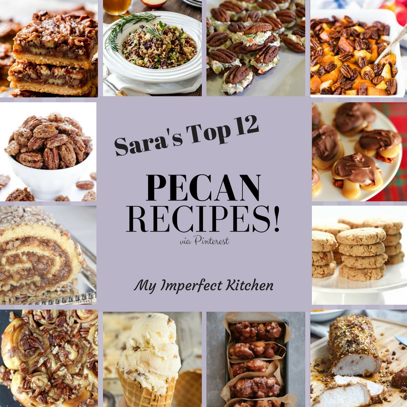 Top 12 Pecan recipes for National Pecan Month