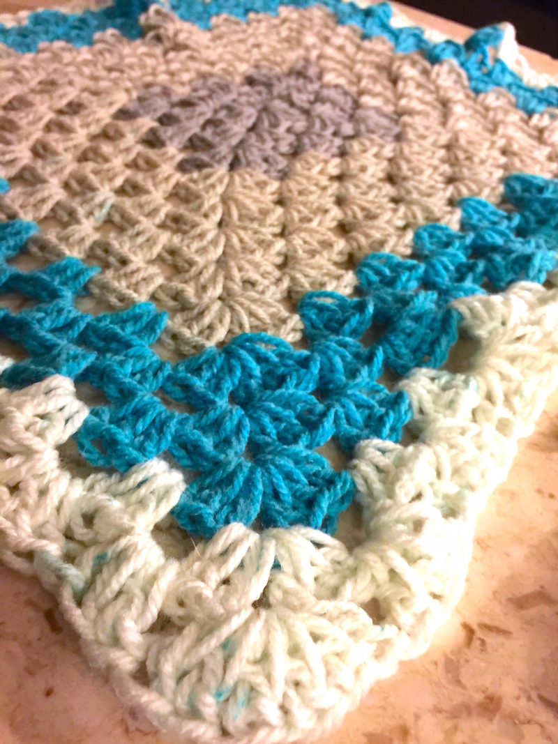 52 to 50 Project – Week 51 Learn to Crochet!