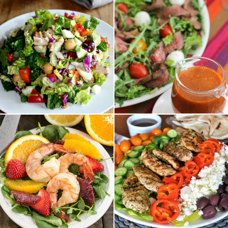 Summer Dinner Salads!