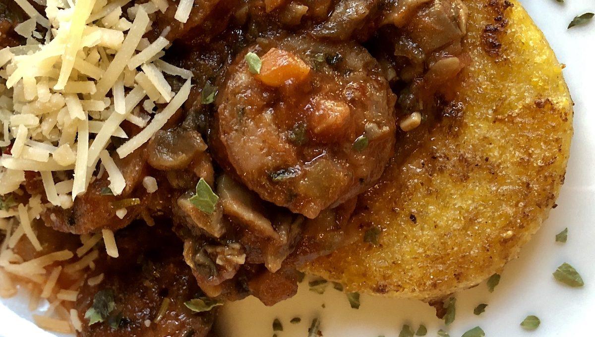 Rustic Tuscan BLENDABELLA Mushroom Ragu