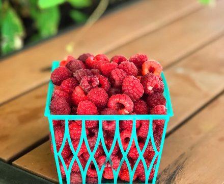 Raspberry Apple Hand Pies