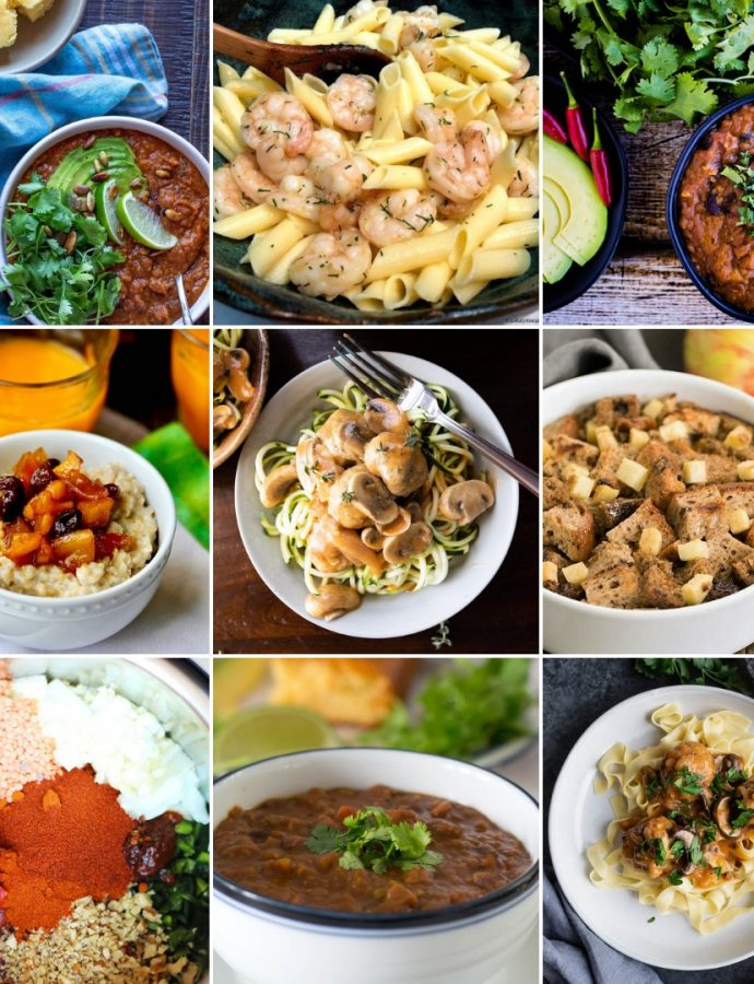 The Gluten-Free Instant Pot Blog Tour!