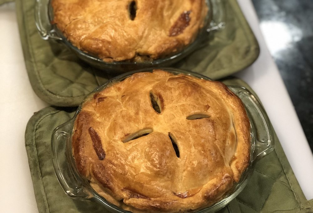 Homemade Pot Pies