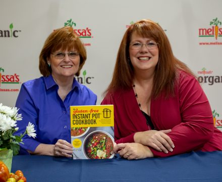 Book Event at Melissa's Produce!