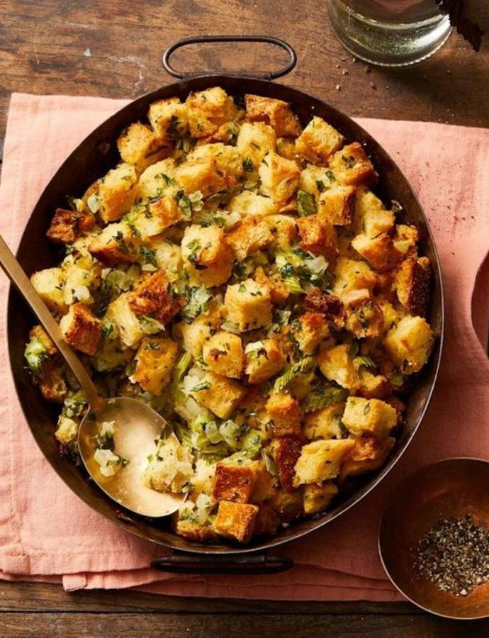 15 Stuffing/Dressing Recipes!