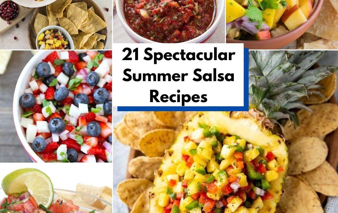 21 Summer Salsas